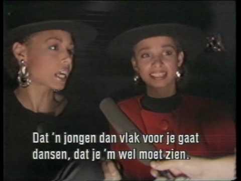 Mel & Kim TopPop interview 1987