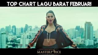 February Top Chart Lagu Barat 5 - 1 on MASTERPIECE