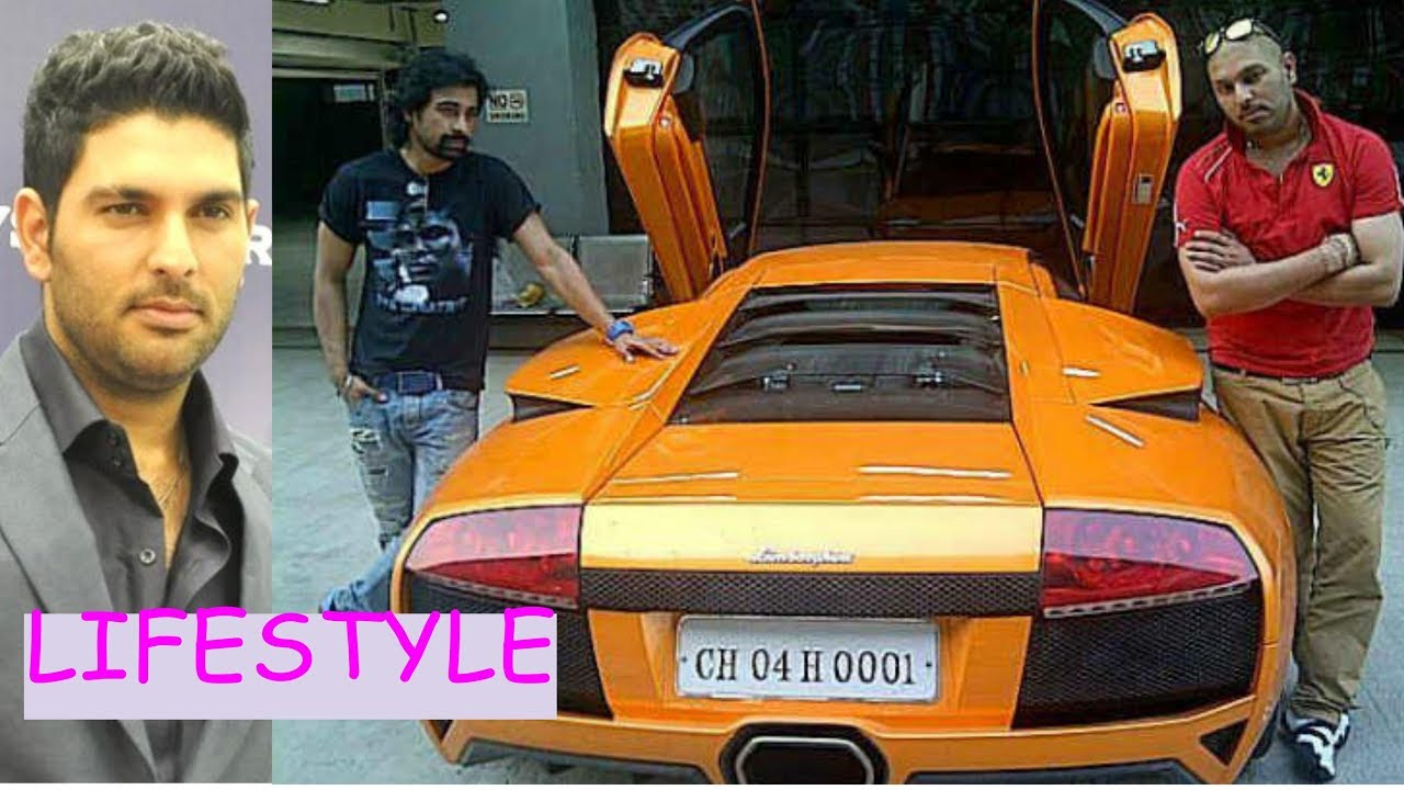 Yuvraj Singh Lifestyle Ferrari Bentley Lamborghini Youtube