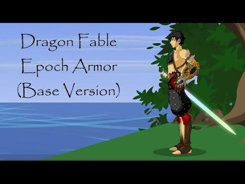 Dragon Fable Epoch Armor Base Version