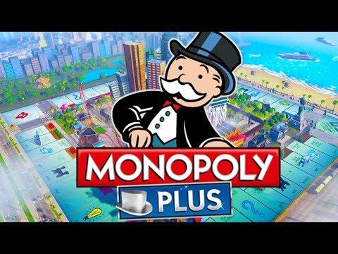 MONOPOLY VS SSUNDEE & AMBREW!
