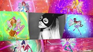 Winx Club Sirenix transformation ft Ariana Grande