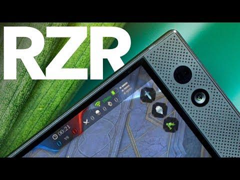 Razer Phone im Test: DAS Smartphone für Gamer? | deutsch