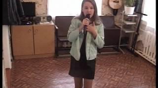 36907 Москаленко Юлия, Брянская обл., п. Климово - А мне бы петь и танцевать