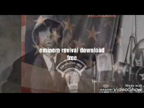 download eminem revival gratuit