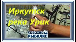 Диалоги о рыбалке -  079 / Иркутск. Река Урик