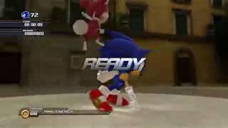 Sonic Unleashed Rooftop Run Act1 Speedrun 2:33:10