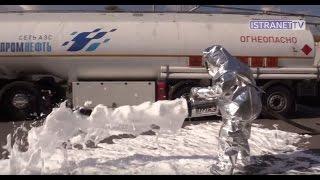 ЧП на заправке ''Газпром'' предотвратили вовремя
