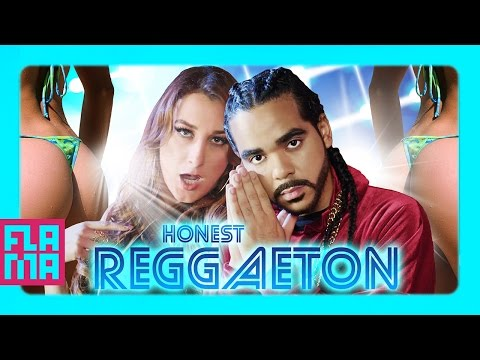 Honest Translation Reggaeton || Joanna Rants & Lee Chin - Ass, Ass, Ass