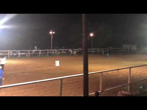 Country Boyz Rodeo 2018 Pony Express 2nd Race