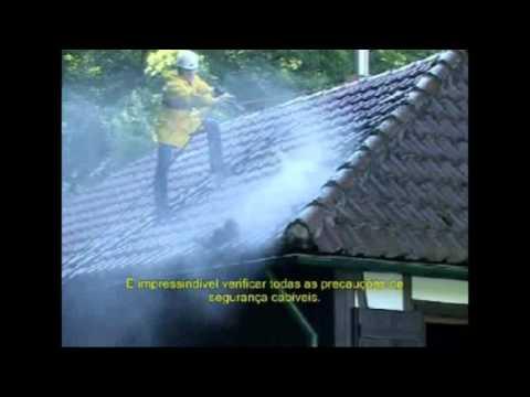 Karcher - Lavadoras de Alta Pressão - Limpeza de Telhados