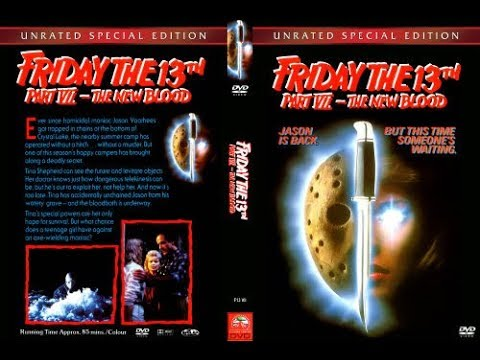 Friday The 13th Part 7 Unrated And Cut Kills Higher Quality