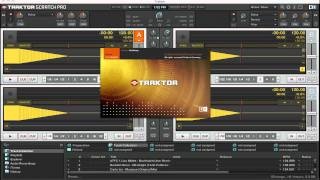 Recording your mix in Traktor with a DJM-2000