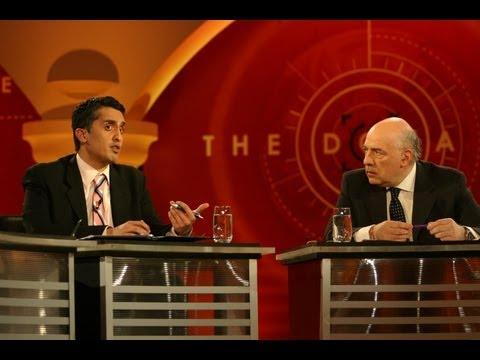 "Arsalan Iftikhar on ""The Doha Debates"" on BBC World Television"