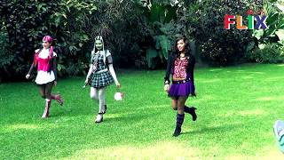 Show infantil Monster high halloween MUNDO FLIX  Lima Perú