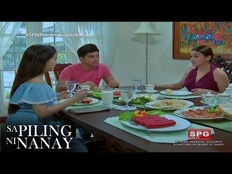 Sa Piling ni Nanay: Happy family
