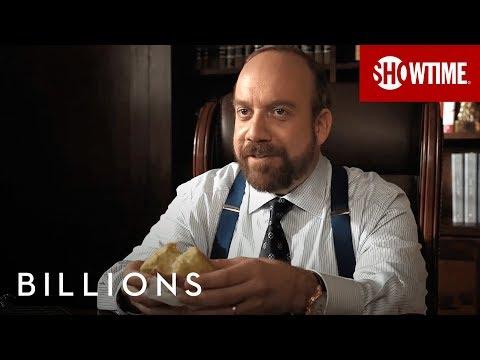 The Food of Billions | Damian Lewis & Paul Giamatti SHOWTIME Series