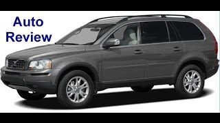 Volvo XC90 Review, 2007 3.2 Motor - Auto Information Series