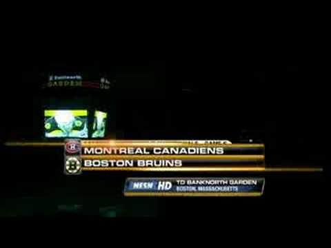 TD Banknorth Garden Video Short