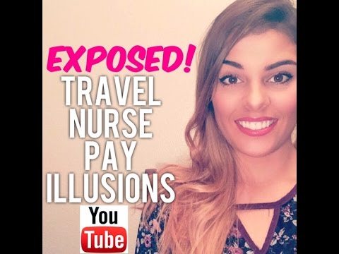Do Travel Nurses Make 10K A Month + Get Free Housing? 5 Things Some Agencies Don't Want You to Know.