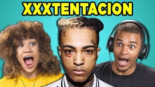 Download COLLEGE KIDS REACT TO XXXTENTACION Mp3 and Videos