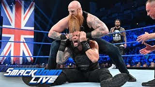 Reigns & Usos vs. McMahon, Bryan, Rowan & Elias: SmackDown LIVE, May 14, 2019