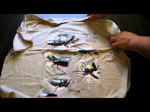"""Kapo Clothing's """"This is Love"""" tshirt design reviewed by TSHIRT SPOTLIGHT"""