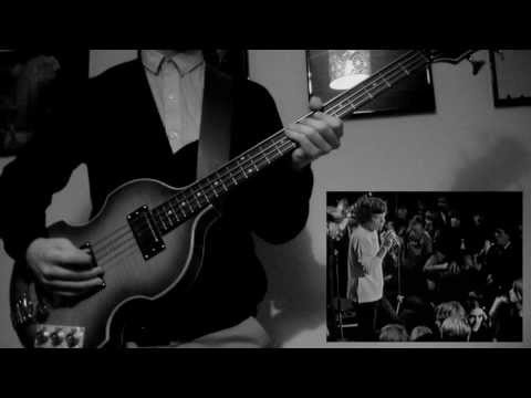 ''That's How Strong My Love Is'' - The Rolling Stones - Bass Cover