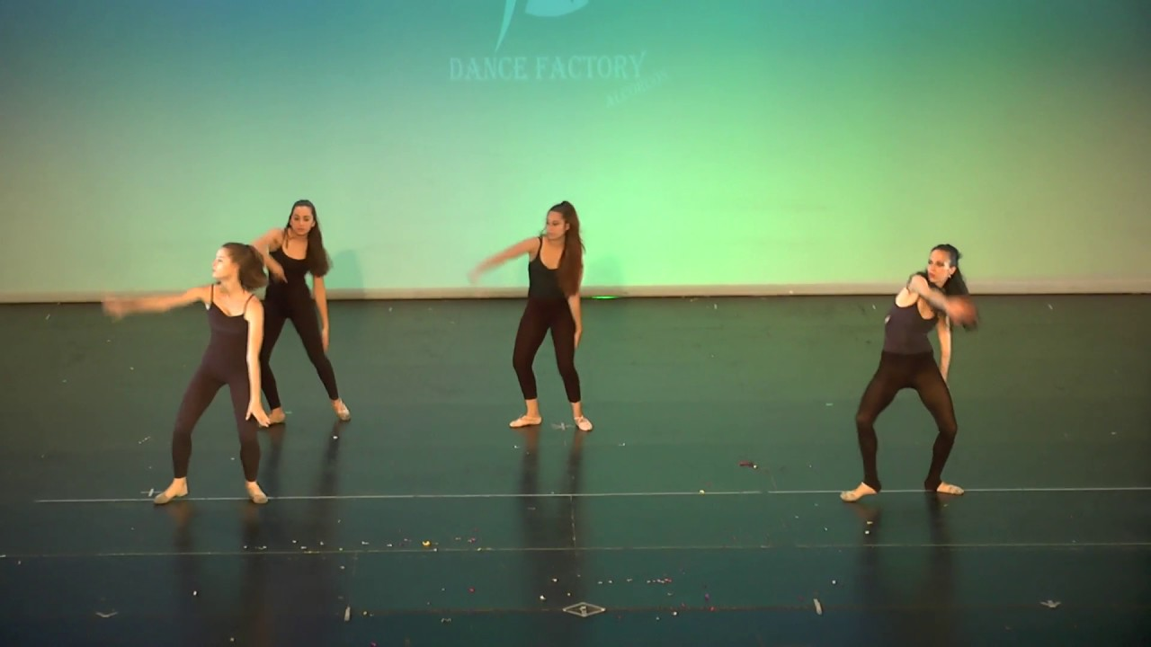 dance factory alcorcon