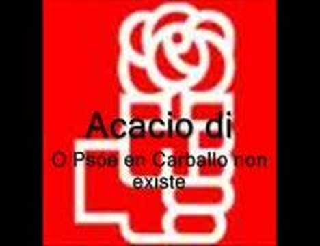 O PSOE en Carballo non existe