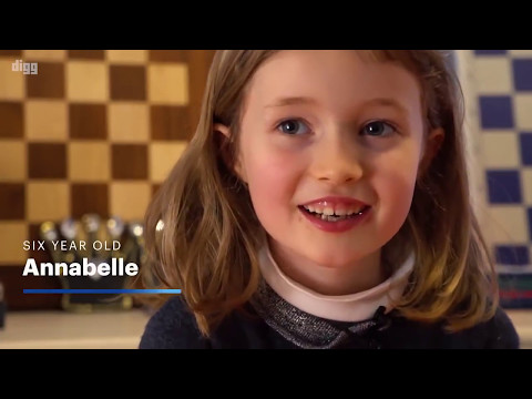 Chess At Three 4 Year Old Student Teaches you How to Play Chess