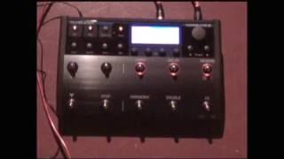 TC-Helicon Voice Live 2 : Configuring for Lead Vocals