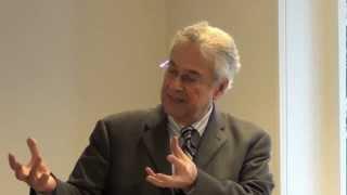 Dr. H.B.Danesh at the WPA - The Arab Spring: A psychosocial developmental perspective