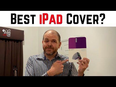 Best iPad case for music creators - Logitech AnyAngle
