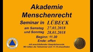 Lübeck - Seminar Völkerrecht in Anwendung auf die Bundesrepublik Deutschland