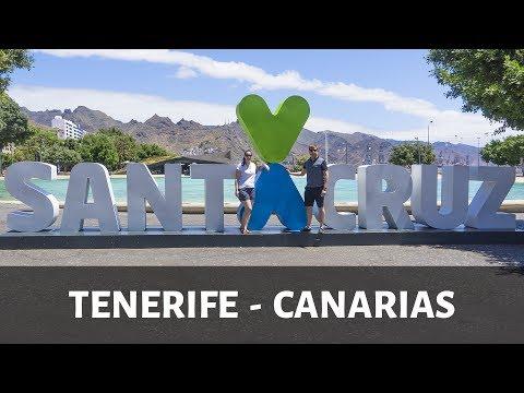 Tenerife: Santa Cruz, Teide, Anaga y #TBMTenerife