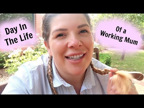 Day in the Life of a Working Mum / Candice Barber