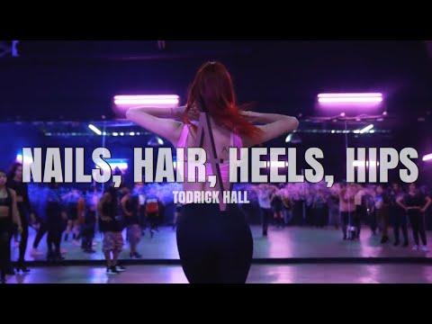 """Todrick Hall -"""" Nails, Hair, Hips, Heels""""   Alina Carbajal Choreography thumbnail"""