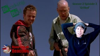 Breaking Bad Season 2 Episode 2 Reaction and Review 'Grilled'