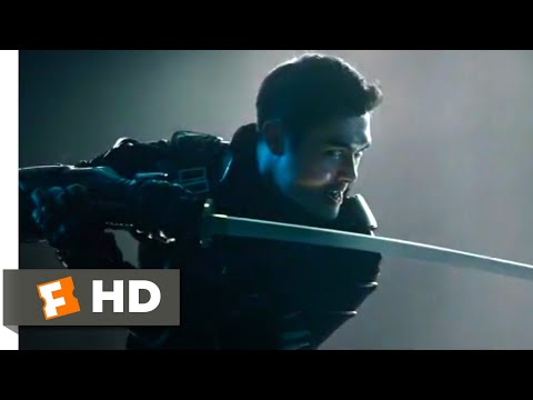 Download Snake Eyes: G.I. Joe Origins (2021) - Snake Eyes vs. Storm Shadow Scene (7/10) | Movieclips