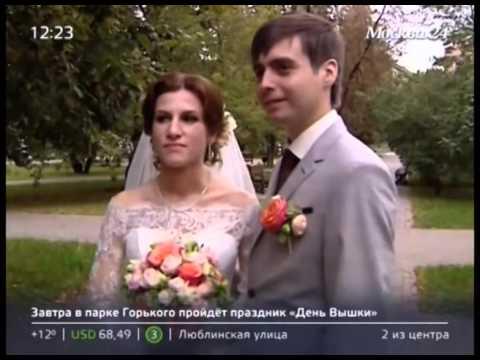 """Новый ролик Avito (сентябрь, 2016). """"Невеста и её свадебное платье"""""""