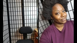 Snapchat Quickie: Unboxing my new Room Divider