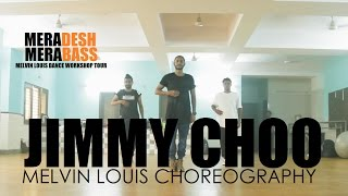 Jimmy Choo | Melvin Louis Choreography