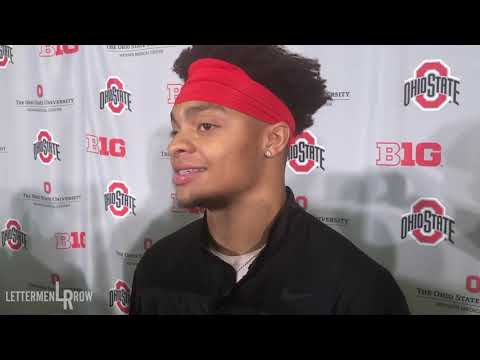 Justin Fields: Ohio State quarterback after Buckeyes 2019 spring football game