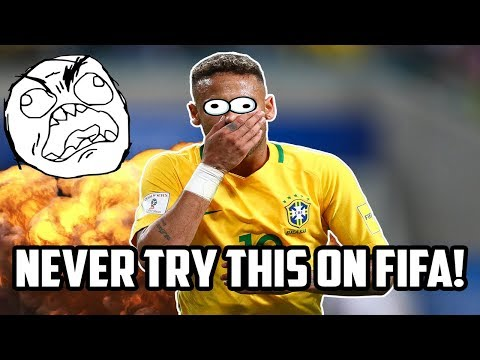 What Happens If You Put EVERY Slider To 0 In FIFA 18? NEVER Try This