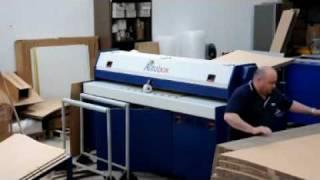 Hipak Kinetic - The New Corrugated Boxmaking Machine