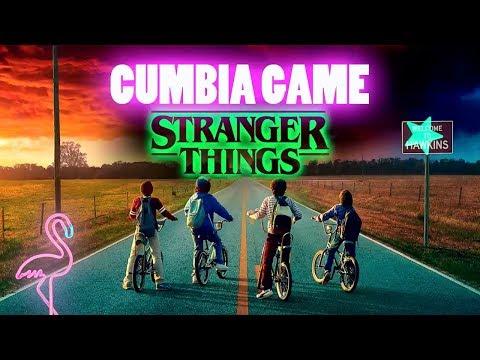 Cumbia Game - Stranger Things │Cumbia Remix