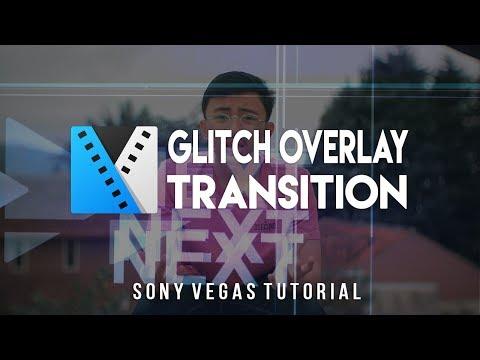 Sony Vegas Glitch Transition