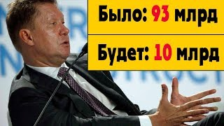 видео В России назвали условия снижения цены на газ для Украины