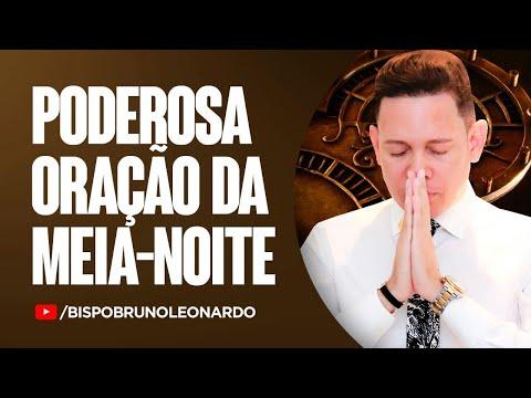 ORAÇÃO DA MEIA-NOITE-17 DE OUTUBRO SALMO 23